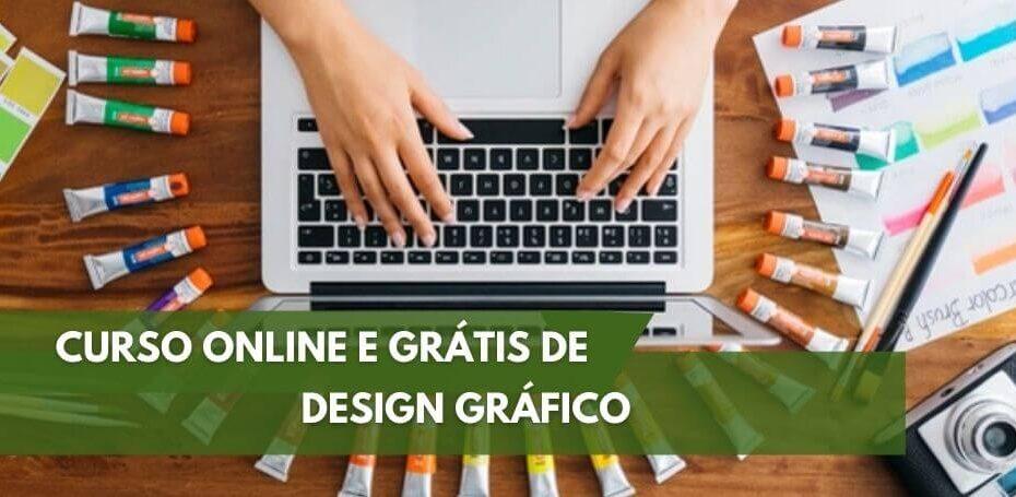 curso online de design gráfico
